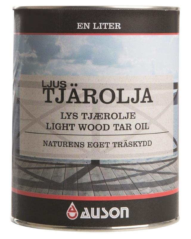 Afbeelding van Auson light pine tar olie 1 l