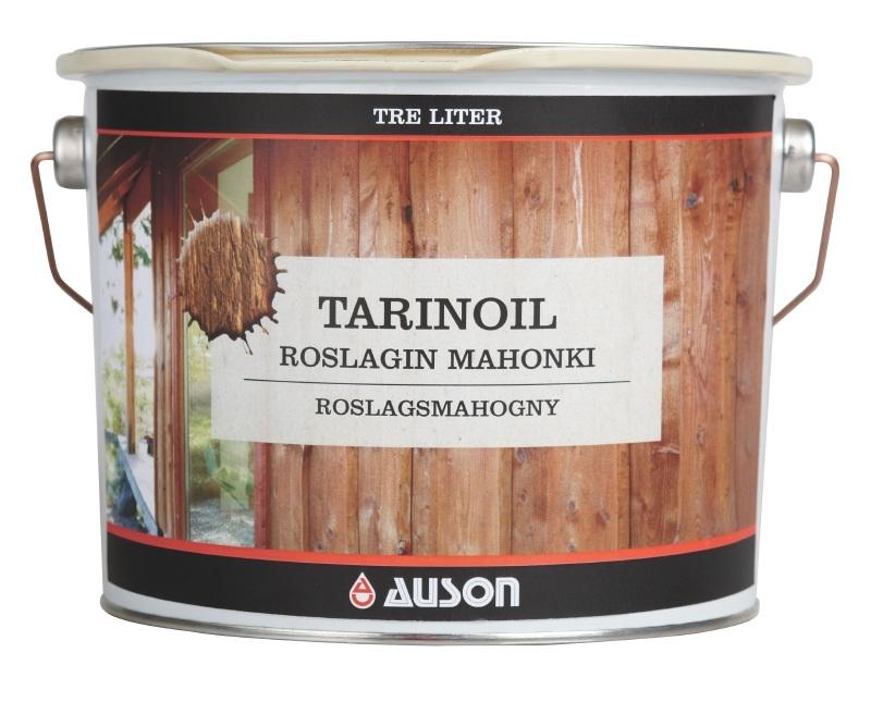Afbeelding van Auson tarinolie roslagsmahogny 10 l