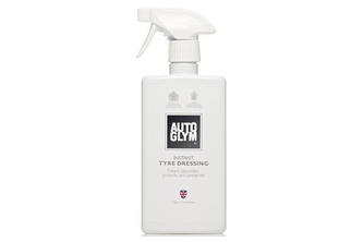 AutoGlym Instant Tyre Dressing 500 ML, FLACON