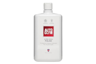 AutoGlym Super Resin Polish 500 ML, FLACON