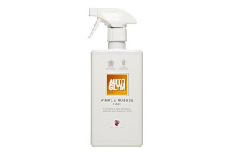 AutoGlym Vinyl & Rubber Care 500 ML, FLACON