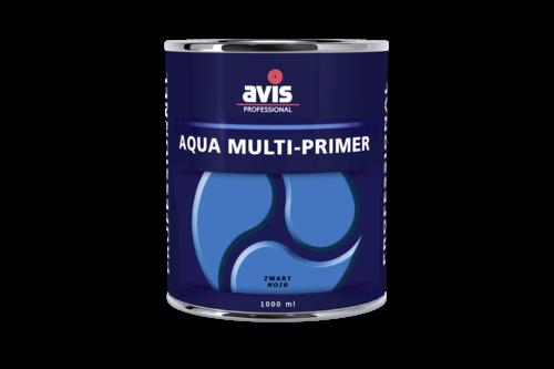Avis aqua multiprimer 1 l, zwart