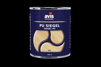 Avis PU-Siegel Mat, 1 L, TRANSPARANT