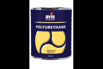 Avis Polyurethane Hoogglans 1 L