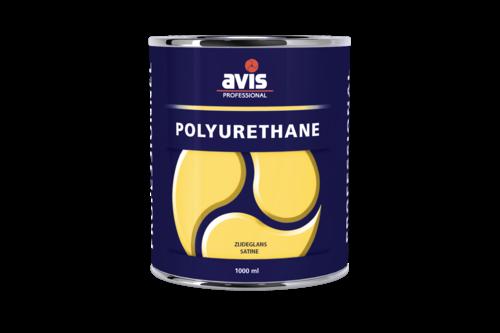 Avis polyurethane zijdeglans 1 l