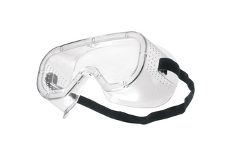Bolle Safety Bollé Safety Veiligheidsbril BL15 Clear PVC ventilated frame - Clear PC lens