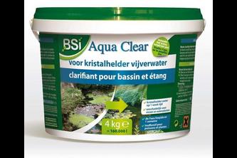 BSI Aqua Clear voor kristalhelder vijverwater