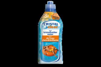 BSI Cristal Clear voor kristalhelder zwembadwater