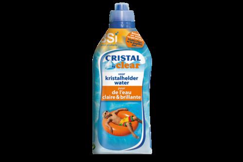 Bsi cristal clear voor kristalhelder zwembadwater 1 l