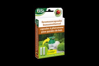 BSI Feromooncapsules voor buxusmottenval 2 st.