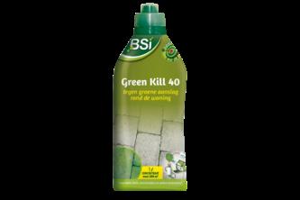 BSI Green Kill 40 tegen groene aanslag