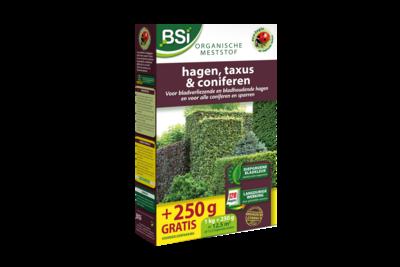 BSI Meststof Bio Hagen Taxus Coniferen