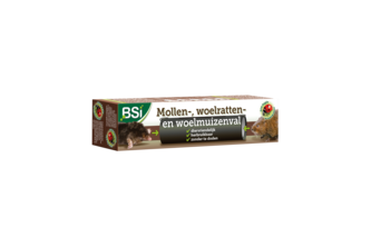 BSI Mollenval en woelmuizenval