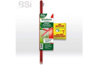 BSI Zuinige Sproeiboom + koppelstuk voor batterijdrukspuit