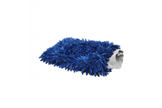BTC Blue Line BTC Line Blue Microvezel washandschoen