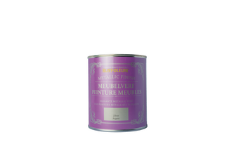 Rust-Oleum Metallic Finish Meubelverf 750 ML, ZILVER, BLIK
