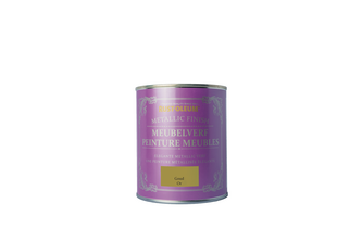 Rust-Oleum Metallic Finish Meubelverf 750 ML, Goud, BLIK