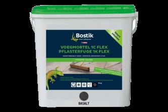 Bostik Voegmortel 1C Flex 15 KG, Basalt, EMMER