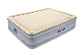 Bestway tritech luchtbed comfort foamtop 46 cm queen