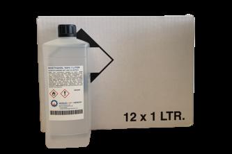 Biologische Ethanol 100% 12 x 1L, DOOS