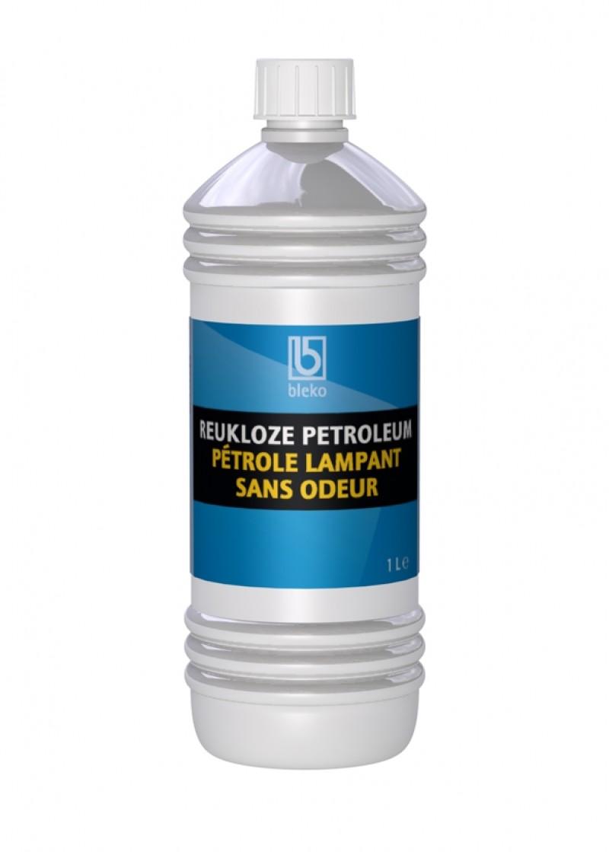 Afbeelding van Bleko petroleum gedesaromatiseerd 1 l, flacon