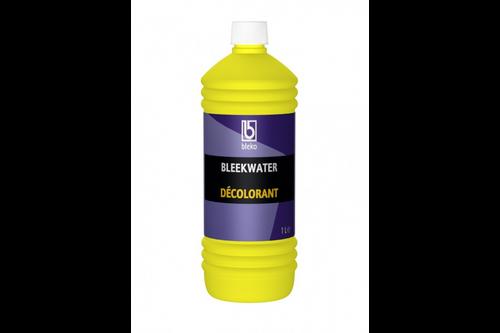 Bleko chloorbleekmiddel / bleekwater 1 l, flacon