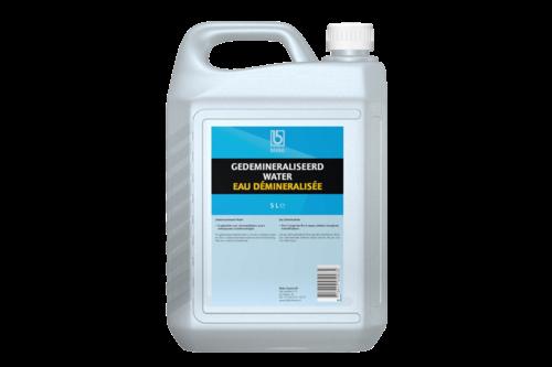 Bleko gedemineraliseerd water 5 l, can