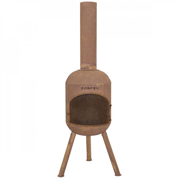 Afbeelding van Bonfeu bonsolo barbecue tuinhaard roest