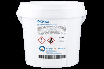 Borax Poeder 1 KG, POT