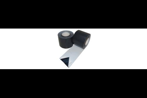Bostik kunstgras lijmtape zw100 10 m, zwart, rol