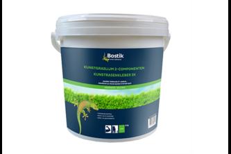 Bostik Kunstgraslijm 2-Componenten 6 KG, Groen, EMMER