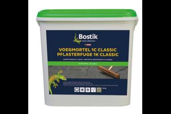 Bostik Voegmortel 1C Classic 15 KG, Zwart, EMMER