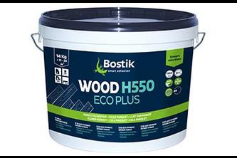Bostik Wood H550 Eco Plus Elastische parketlijm