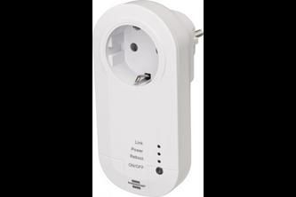Brennenstuhl WIFI Stopcontact 433 MHz wit