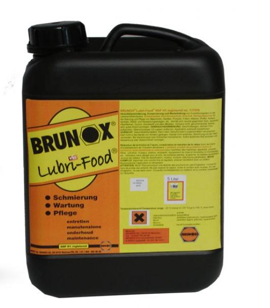 Afbeelding van Brunox lubri food 5 l