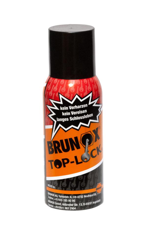 Afbeelding van Brunox top lock spray 100 ml