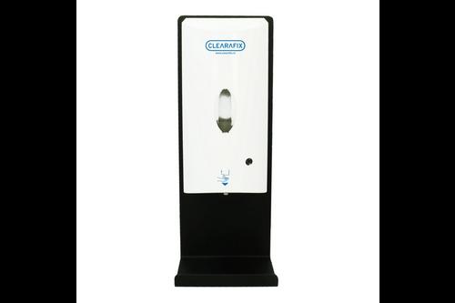 Clearafix hygiene station desinfectie mini tafelmodel