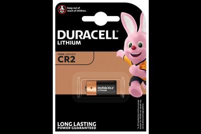 Duracell fotobatterij Ultra CR2 3v BP1