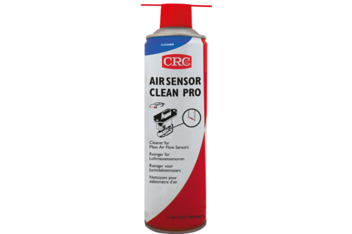 Crc industry crc air sensor clean pro 250 ml, spuitbus