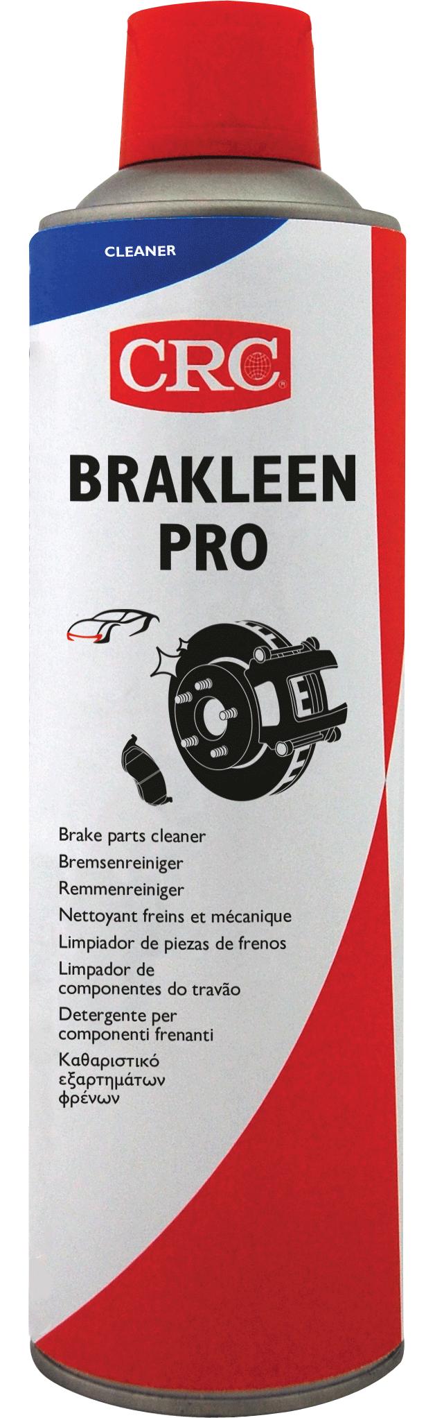 Afbeelding van crc automotive brakleen pro remmenreiniger 500 ml, spuitbus