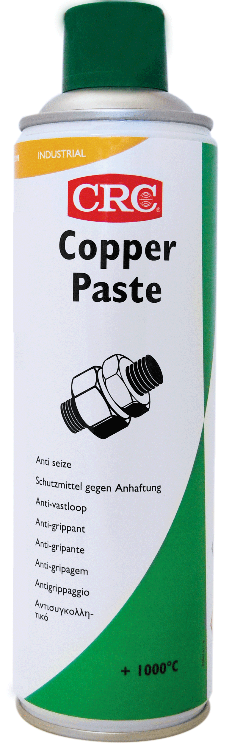 Afbeelding van crc industry copper paste 300 ml, spuitbus