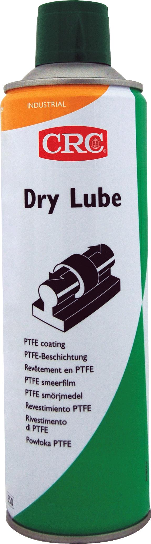 Afbeelding van crc industry dry lube 400 ml, spuitbus