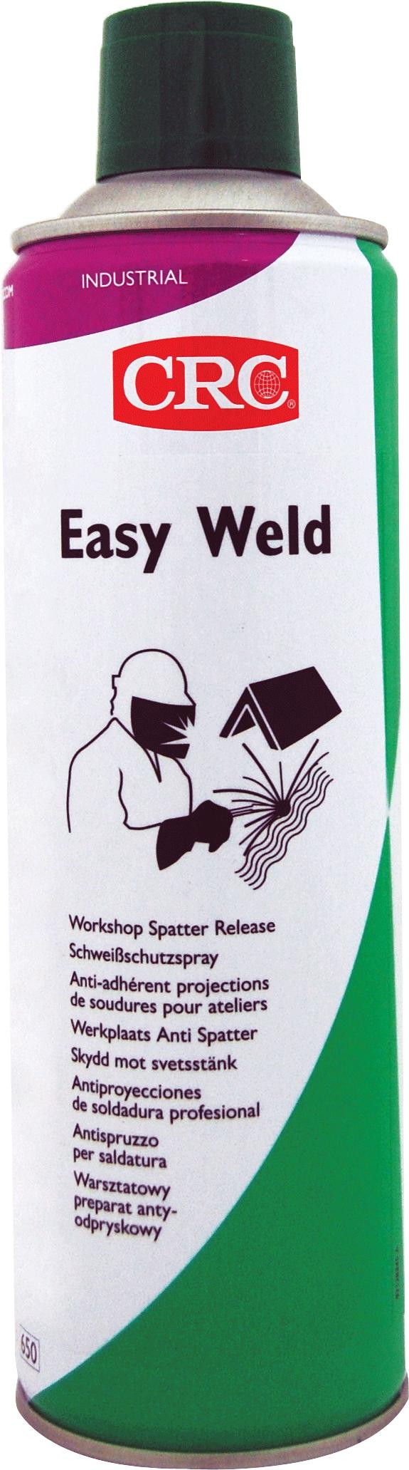 Afbeelding van crc industry easy weld 400 ml, spuitbus