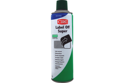 CRC INDUSTRY CRC FPS Label Off Super