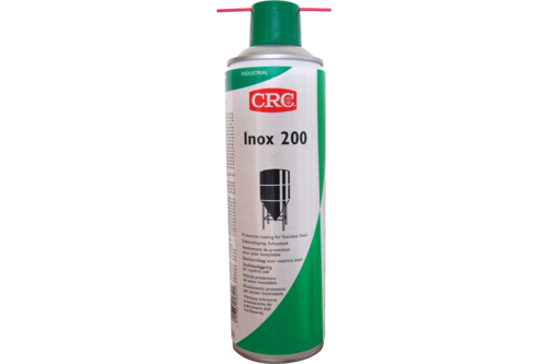 Crc industry crc inox 200 500 ml, spuitbus