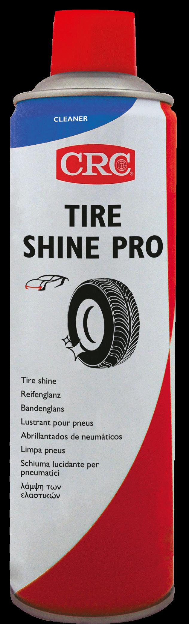Afbeelding van crc automotive tire shine pro 400 ml, spuitbus