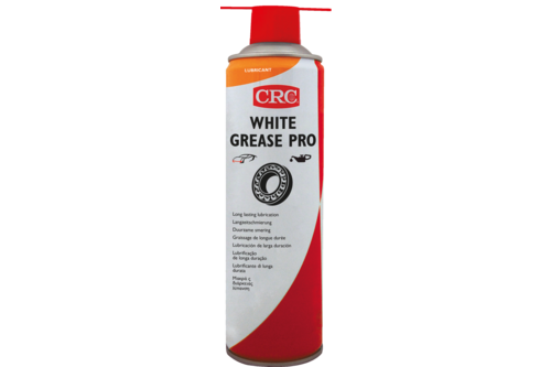 Crc automotive crc white grease pro 500 ml