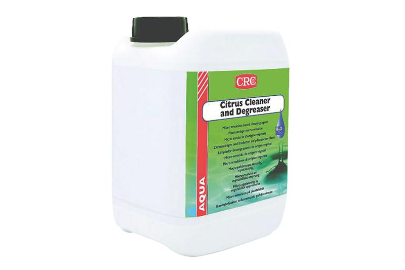 Afbeelding van crc industry citrus cleaner degreaser 5 l, can