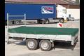 Hwtc cadera 180t trailercover 2x4 m,  , 180 gr./m², donkergroen