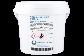 Calciumchloride Poeder Food Grade